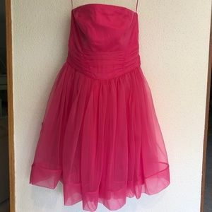 H&M Pink Tulle Party Dress